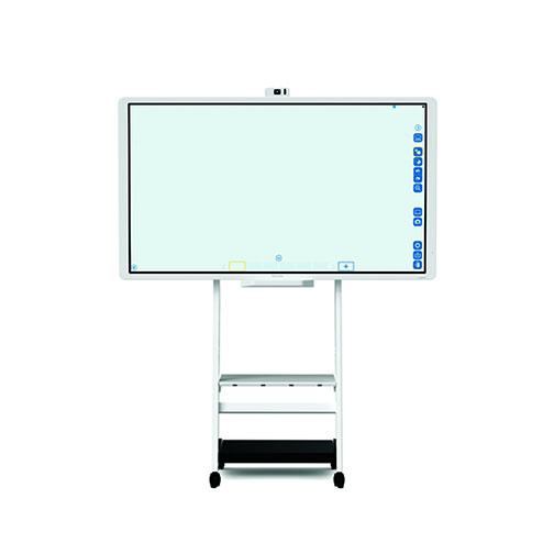 Voorbeeld interactief whiteboard